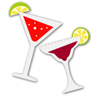 Party Drinks Icon